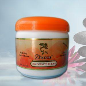 CremaDkdos475gr Extracto de Rosas
